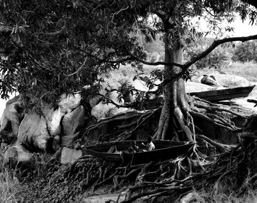 22.11.2006 POLUDNIOWY SUDAN JUBA [ DZUBA ] OBOZY UCHODZCOW Z TERENOW SUDANU OBJETYCH WOJNA   FOT. KRZYSZTOF MILLER / AGENCJA GAZETA