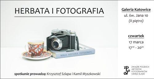 New_herbata i fotografia marzec