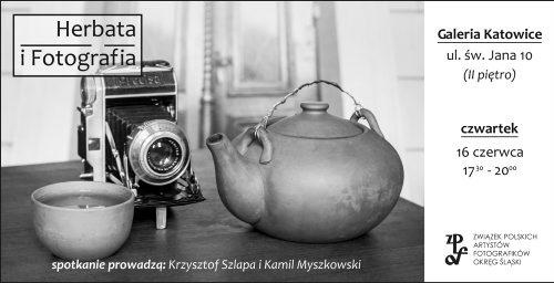 New_herbata i fotografia czerwiec