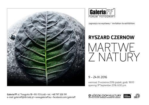 New_zaproszenie__Ryszard Czernow