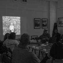 """Spotkanie z cyklu """"Herbata i Fotografia"""" 21.09.2017 fot. Krzysztof Szlapa"""